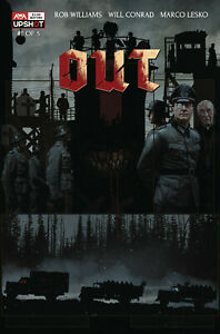 Out #1 AWA Studios (2021) Cover A Bradstreet