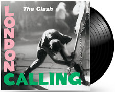 The Clash 1979 Release Year 33 RPM Speed Vinyl Records