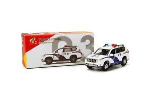 Tiny China 03 Toyota Prado China Police