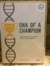 DNA OF A CHAMPION THE HIDDEN HEART OF GREAT LEADERSHIP BY KERRY SHOOK    NEW