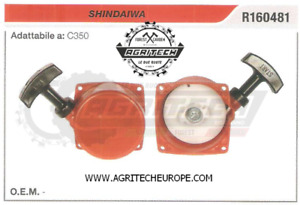 R160481 CARTER AVVIAMENTO COMPLETI AVVIATORE DECESPUGLIATORE SHINDAIWA C350