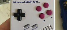 Nintendo Game Boy Original DMG-01 Game Boy Zero 4 BUTTONS CUSTOM CLASSIC NEW!