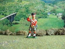 Vintage Timpo Napoleonic Highlander loading 1:32  painted