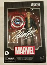 STAN LEE WITH CAPTAIN AMERICA SHIELD Marvel Legends