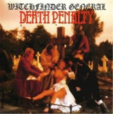 Witchfinder General-Death Penalty CD NEW