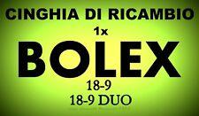 CINGHIA DI RICAMBIO MOTORE 1 x PROIETTORE BOLEX 18-9 / 18-9 DUO
