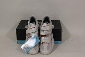 Scott Road Pro Lady Bike Shoes White Eu 42 or US 9.5