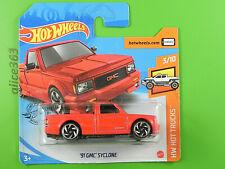 Hot Wheels 2020 - ´91 GMC Syclone - Hw Hot Trucks - 150 - New IN Original Box