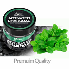 Activated Charcoal Powder Natural Organic Black Teeth Whitening Toothpaste
