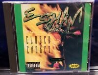 Esham - Closed Casket CD 1994 Reel Life Productions Press natas mastamind rlp