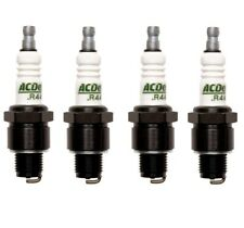 Set Of 4 Spark Plugs AcDelco For Cisitalia 202 1.1L L4 1947-1952