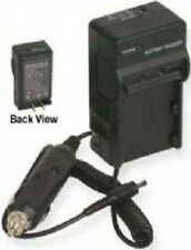 Charger for Casio EX-ZS12BE EX-ZS20 EX-ZS20BK EX-ZS20BE EX-ZS20RD EX-ZS20SR