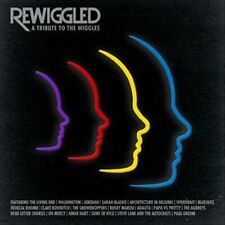 Rewiggled: Tribute to the Wiggles by Various Artists (CD, Nov-2011, ABC Music)