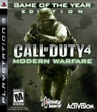 Call of Duty 4: Modern Warfare for Playstation 3 - Original & Complete