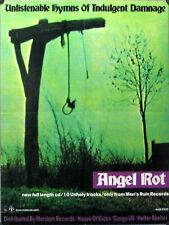 ANGEL RIOT POSTER; UNLISTENABLE HYMNS OF INDUL..A6)