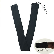 Tourbon Shotgun Sock Rifle Sack Gun Sleeve Silicone Treated Cover Slip Case Hunt