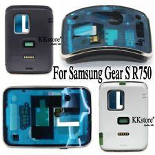 CARCASA Cubierta De Batería Parte Delantera + Posterior zumbador para Samsung Galaxy Gear S SM-R750