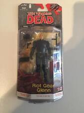 The Walking Dead Serie 2 Riot Gear Glenn Comic