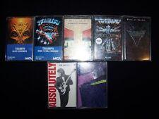 Cassette Triumph & Rik Emmet 9 Heavy Metal lot tapes Surrender Rock Machine +