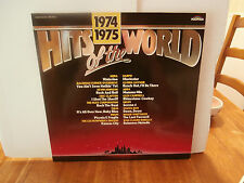 "hits of the world""1978.1979(abba/boney m/clout/luv/..)lp12""polyphon:8199371-rare"