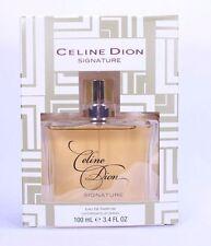Celine Dion Signature Coty Eau De Parfum Spray 3.4 oz