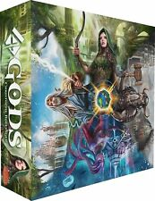 Asmodee 4 GODS BOARD GAME Fantasy Strategy Puzzle Construction Family Fun XMAS