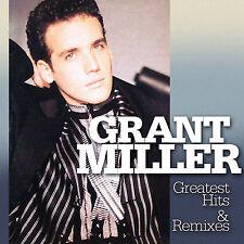 LP Vinyl Grant Miller Greatest Hits And Remixes