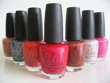OPI Nail Polish OPEN STOCK Pick Any Full Size 0.5 oz/15mL