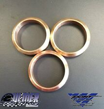 Ulmer Racing Yamaha Snowmobile Copper Exhaust Gasket Set for Nytro, Vector, Rage