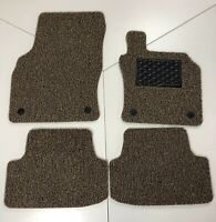 VW Volkswagen Golf MK7 Fully Tailored Washable Heavy-Duty Rubber Car Mat 4 Clips