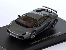 AUTOart  Lamborghini Gallardo Superleggera - gris (grey) 54613 1/43