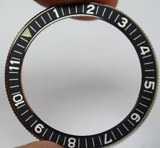 Vintage  Zenith pilot  El Primero 3019 chronograph BEZEL only