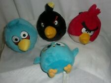 Angry Birds Plush Assortment: Set of 5 Birds