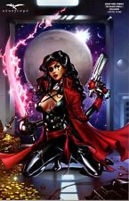 Zenescope The Black Sable #1 Great Find Comics Michael Dooney Excl Ltd to 500