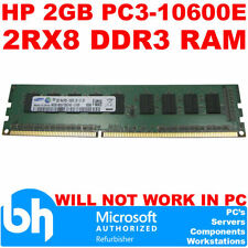 Mémoires RAM DDR3 SDRAM pour DIMM 240 broches, 2 Go par module