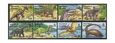 British Solomon Islands 2006 Dinosaurs Set of 8 Complete Sets MUH (SG 1194/201)