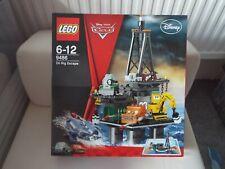 Lego 9486 Disney Cars OIL RIG Escape NEUF boîte scellée