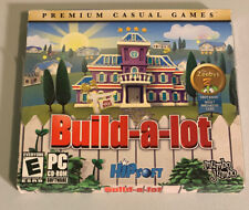 Build-a-Lot (PC)*New,Sealed*