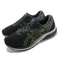 Asics Gel-Cumulus 22 4E Extra Wide Grey Lime Zest Men Running Shoes 1011A863-020
