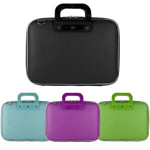"Faux Leather Portfolio Laptop Bag Business Briefcase For10"" iPad Air 4 / iPad 9"