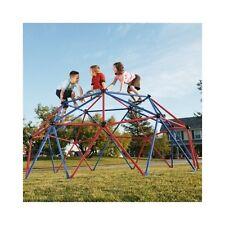 Outdoor Dome Climber Playground Kid Children Swing Set Climbing Toy Backyard Gym