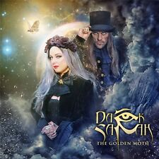 DARK SARAH The Golden Moth CD 2018