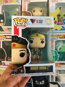 Funko POP Heroes Wonder Woman 383 golden age