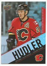 2015-16 Jiri Hudler Tim Hortons Canada Base Card #24 Mint