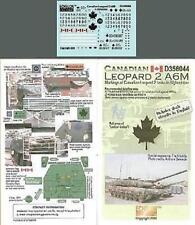 Echelon Decals-356044 1/35 Canadian Leopard 2A6M Afghanistan