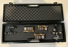 FRABILL 7010 The Rod Safe Ice Fishing Combo Carrying Case + 3 Ice Fishing Combos