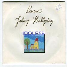 Disques vinyles variété pour chanson française, Johnny Hallyday