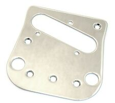 BP-0051-010 Chrome Bigsby Telecaster Bridge & Pickup Conversion Plate B5 Vibrato