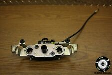 08 KAWASAKI ZX 600 P NINJA SEAT LATCH ASSEMBLY WITH CABLE OEM ZX6R ZX600