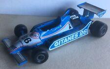  Polistil ref FG4 F1 Ligier JS 11 J Laffitte 1/22ème